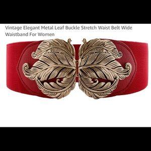 Accessories - New W/O tags Waist Belt